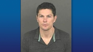 Victoria, B.C., resident Colby Messer is accused of sexually assaulting a woman in a Denver hotel room. (Denver Police)