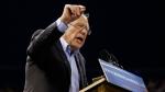 Democratic presidential candidate Sen. Bernie Sanders, I-Vt., speaks at a rally in Carson, Calif. on May 17, 2016. (Jae C. Hong, File/AP Photo)