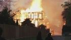 Cedar Hill Road Fire