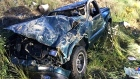 Man linked to fatal Mountie crash hurt in rollover