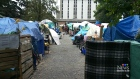 Tent city scrambles to meet safety requirements