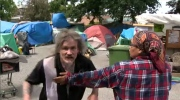 tent city attack