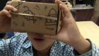 Kids warned against playing virtual reality games