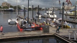 More than 60 boats arrived in Victoria's Inner Harbour from Washington's Port Townsend on Thursday. June 23, 2016 (CTV Vancouver Island)