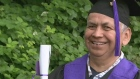 Two B.C. seniors graduate from high school
