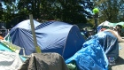 B.C. makes new pitch to dismantle Victoria's tent