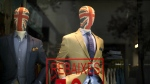 Mannequin with their heads decorated with Great Britain's union flag display fashion designers clothes in a tailoring shop in Barcelona, Spain on Sunday, June 25, 2016. (AP / Emilio Morenatti)