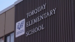 According to the principal of Torquay Elementary, the school had more than 132,000 votes. June 30, 2016 (CTV Vancouver Island)