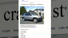 Hidden camera investigation catches car sale
