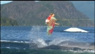 Wakeboarders descend on Vancouver Island