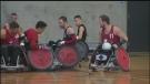 Island MVP Wheelchair Rugby