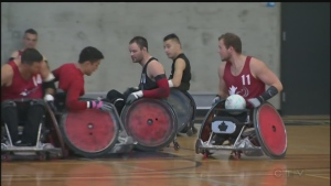 Island MVP Wheelchair Rugby