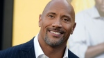 """Dwayne Johnson attends the premiere of his film, """"Central Intelligence"""" in Los Angeles on June 10, 2016. (AP/ Richard Shotwell/Invision)"""