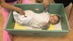 New parents in Port Alberni and West Coast communities can pick up a free baby bed that's meant to ensure your infant gets a safe night's sleep. August 28, 2016 (CTV Vancouver Island)
