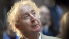 Actor Gene Wilder listens as he is introduced to receive the Governor's Awards for Excellence in Culture and Tourism at the Legislative Office Building in Hartford, Conn. on April 9, 2008. (AP Photo/Jessica Hill, File)