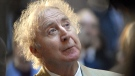 Actor Gene Wilder listens as he is introduced to receive the Governor's Awards for Excellence in Culture and Tourism at the Legislative Office Building in Hartford, Conn., April 9, 2008. (AP / Jessica Hill)