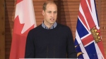 'Substantial dedication:' Prince William in B.C.