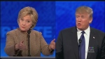 The supersized presidential debate is expected to