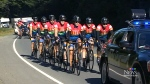 Tour De Rock: Riders roll into Campbell River