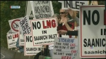LNG decision causes divide on Vancouver Island