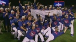 CTV New Channel: Cubs advance to World Series