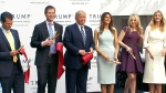 CTV National News: Trump takes time to cut ribbon