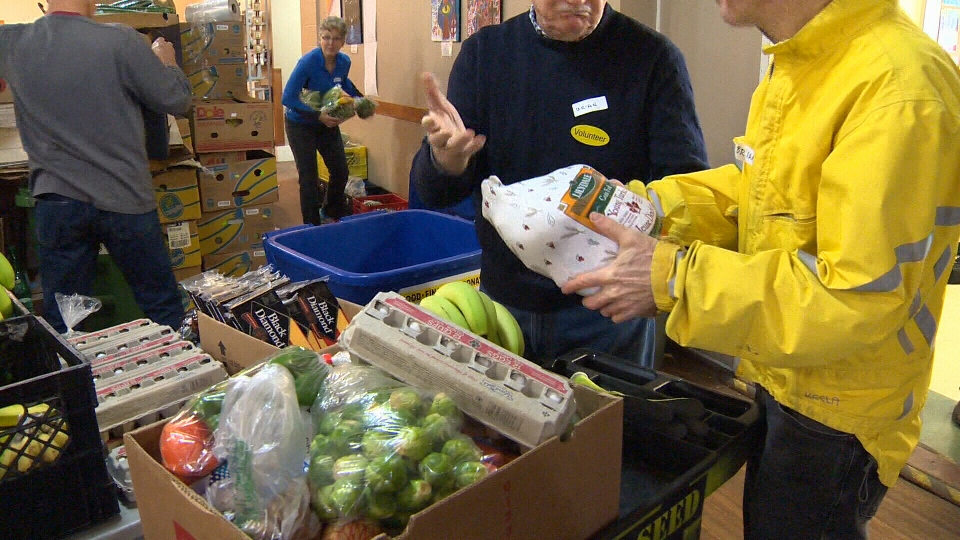 The Mustard Seed Food Bank
