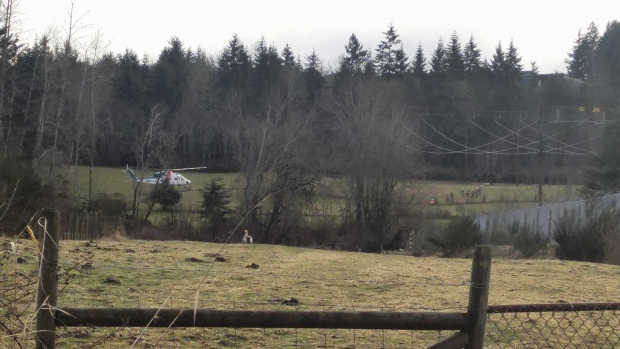 One person in critical condition after small plane crash in Duncan